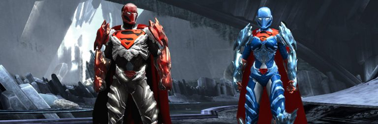 PSA: Make sure you log in to get your free DC Universe Online CR210 character booster
