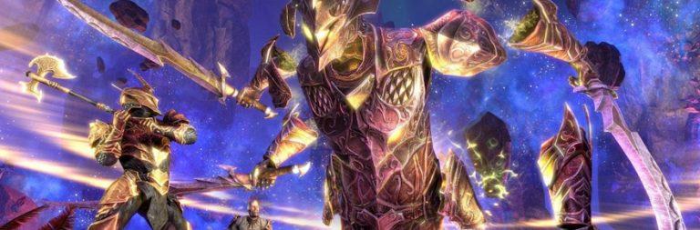 Elder Scrolls Online's Wrathstone dives back into Oblivion for dungeon inspiration