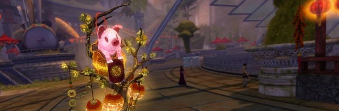 Gw2 Lunar New Year 2020.Guild Wars 2 Rings In The Year Of The Boar With Its Lunar