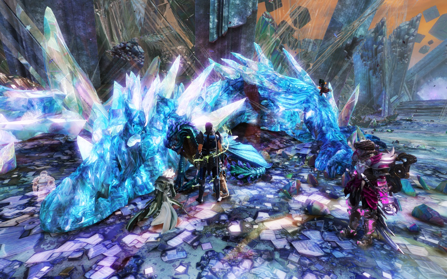 Flameseeker Chronicles: First impressions of Guild Wars 2's