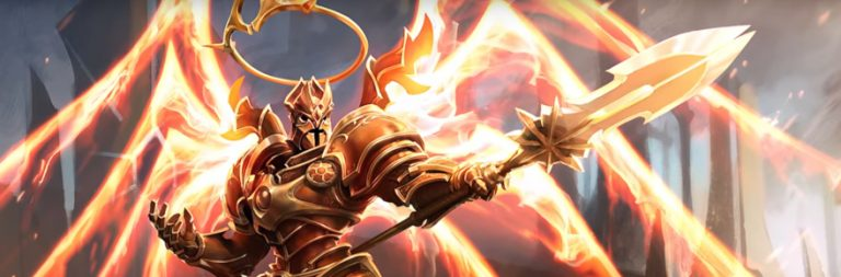 Imperius, the Archangel of Valor, joins Heroes of the Storm as its 85th hero