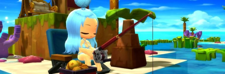 Nexon is sunsetting MapleStory 2 after less than two years online