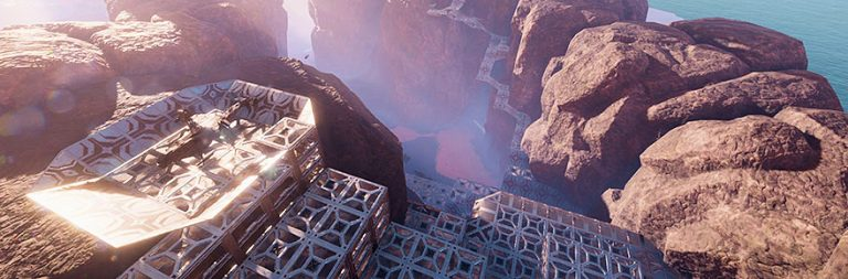 Kickstarted sci-fi MMOFPS Pantropy will hit early access on January 31
