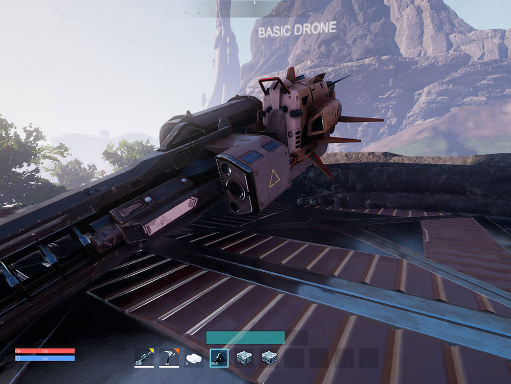 Kickstarted sci-fi MMOFPS Pantropy will hit early access on January