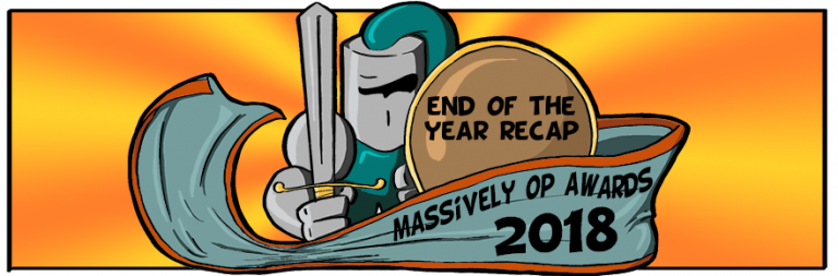 Massively OP's complete 2018 awards debrief and annual recap