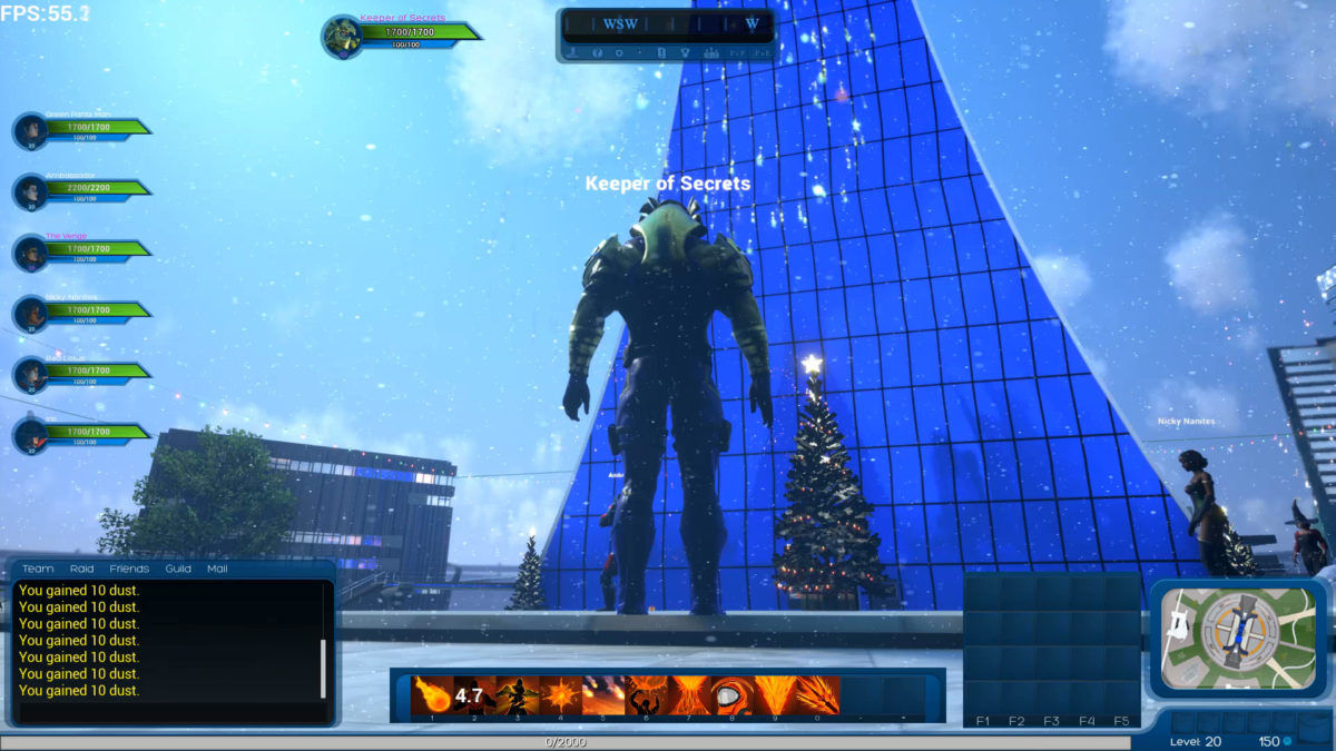 Superhero MMO Ship of Heroes shows off group combat and ...
