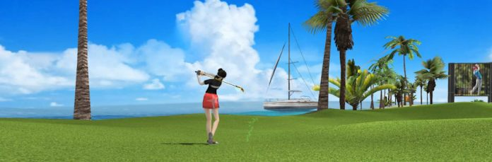 14-year-old golf MMO Shot Online is coming to Steam next