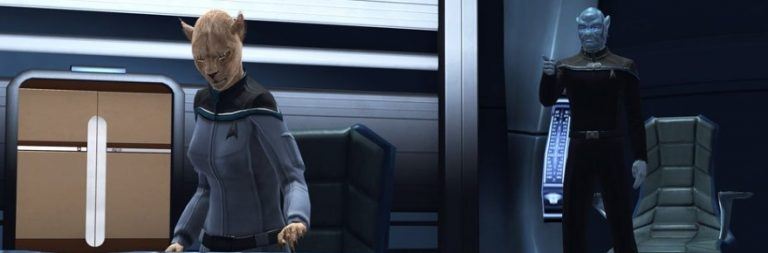 Star Trek Online introduces account-based progression for its 9th anniversary