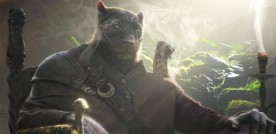 Tamriel Infinium: The many breeds of Elder Scrolls Online's