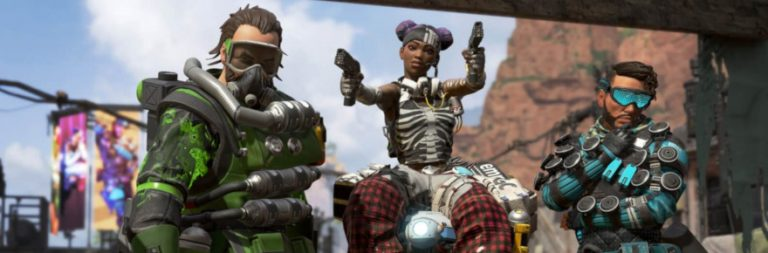 Apex Legends developer reminds players that datamined information is not a development roadmap