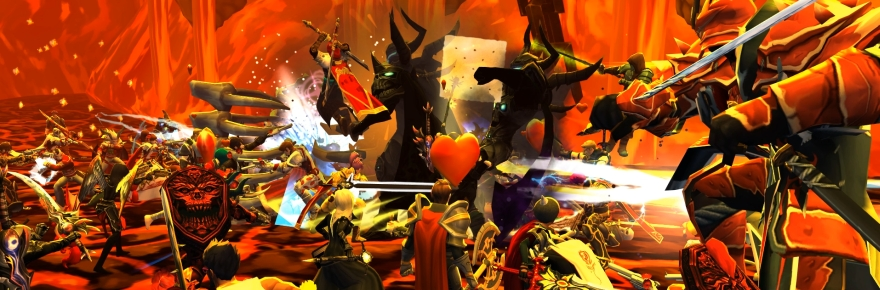 Here's how AdventureQuest 3D's brand-new PvP mode will work