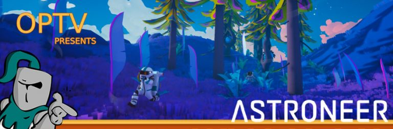 The Stream Team: A first look at Astroneer