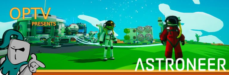 The Stream Team: More adventuring in Astroneer