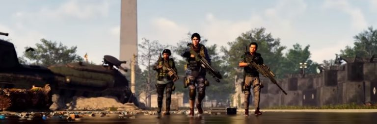 The Division 2 has plenty to keep you occupied at endgame