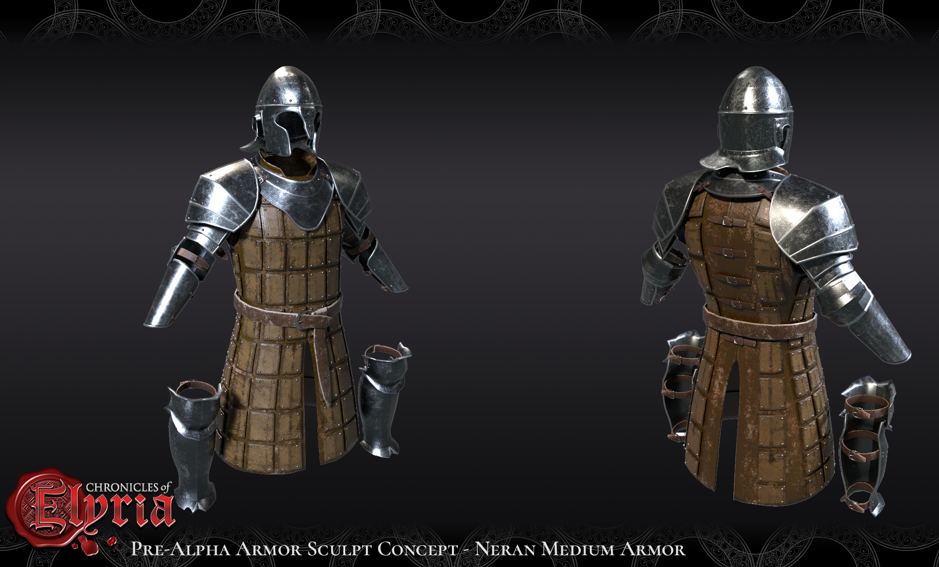 Make My MMO: Chronicles of Elyria's armor, Shroud of the Avatar's R62 | Massively Overpowered