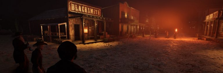Heat might be the PC's answer to Red Dead Online and the flopped Wild West Online, if the dev can actually follow through