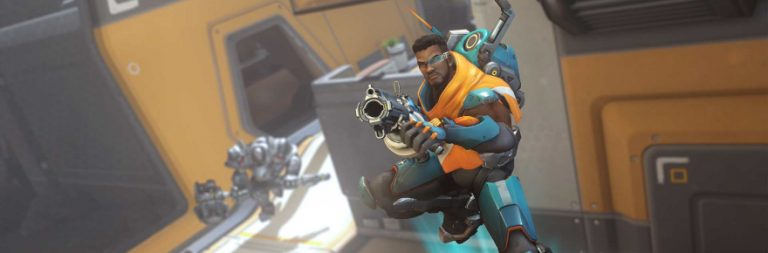 Overwatch explores the lore and mechanics behind Baptiste before his live release
