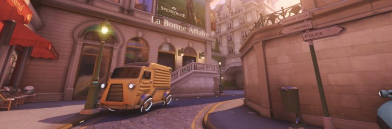 Guns blaze in the City of Lights as Overwatch's new Paris map goes live