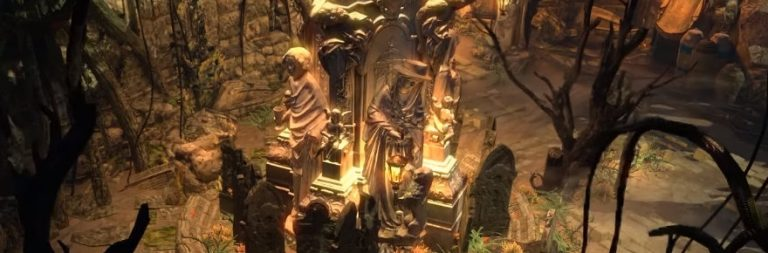 Check out these spectacular prize-winning player housing hideouts in Path of Exile