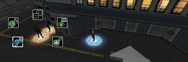 Spycursion is an indie cyberespionage sandbox MMO hitting Kickstarter this month