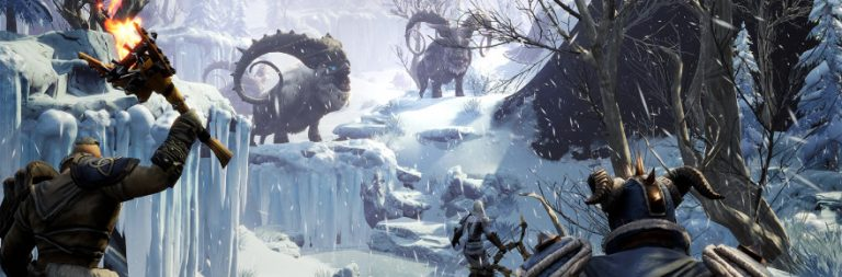 Following studio layoffs, Frostkeep is sunsetting Rend in one week