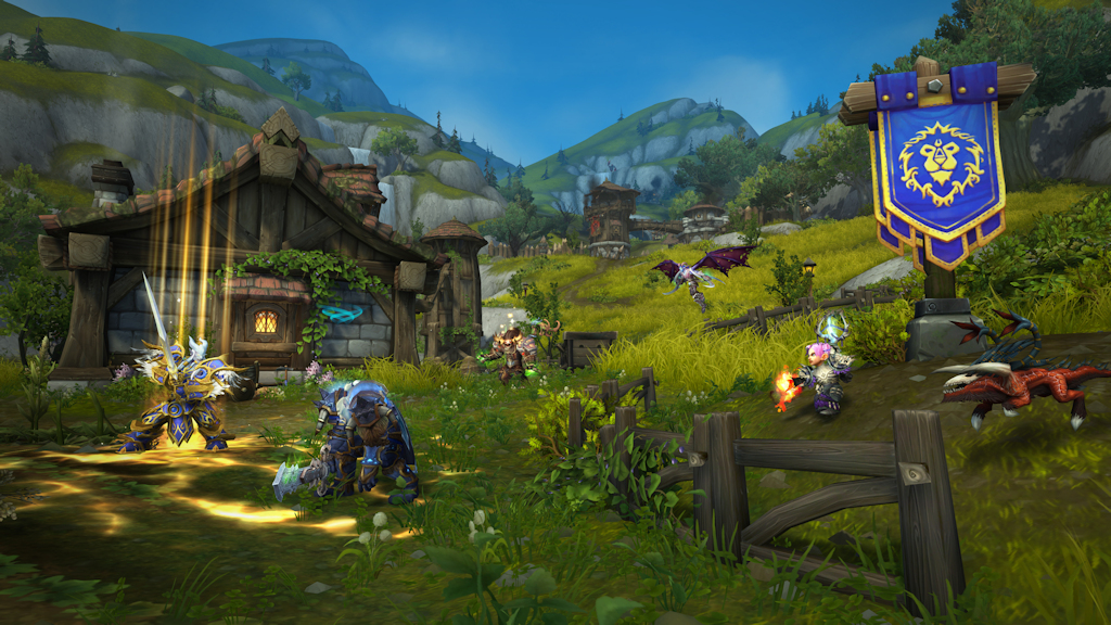 World of Warcraft lets slip the Tides of Vengeance today