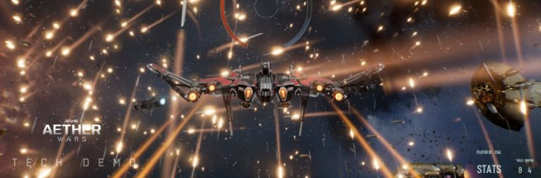 GDC 2019: Here's how CCP's 10,000 player battle tech demo went down