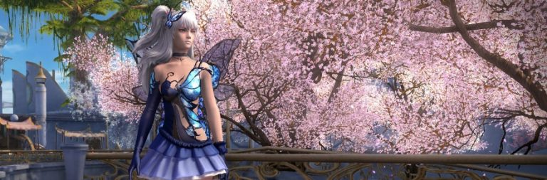 The MOP Up: Aion's cherry blossoms signal the arrival of spring