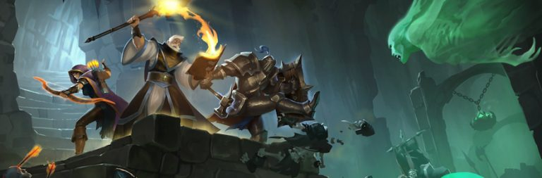 Albion Online outlines plans for improving its mobile client UI