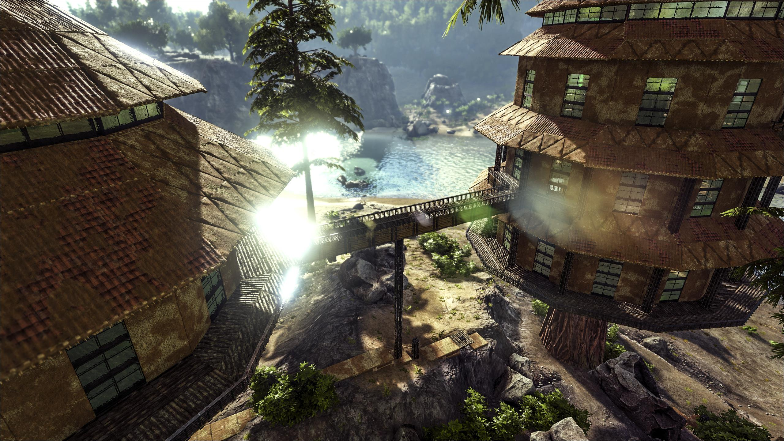 ARK's Homestead update introduces new building pieces