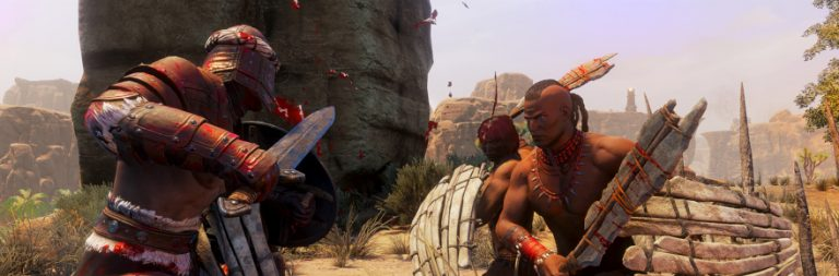 Conan Exiles patch brings balance adjustments, Unnamed City revamp, and Purge tweaks