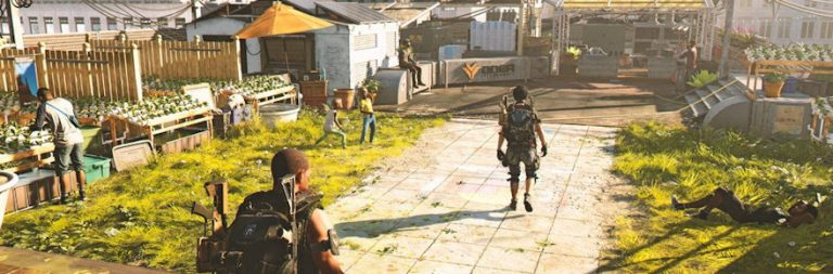 The Division 2's early access begins as Ubisoft details the living world endgame
