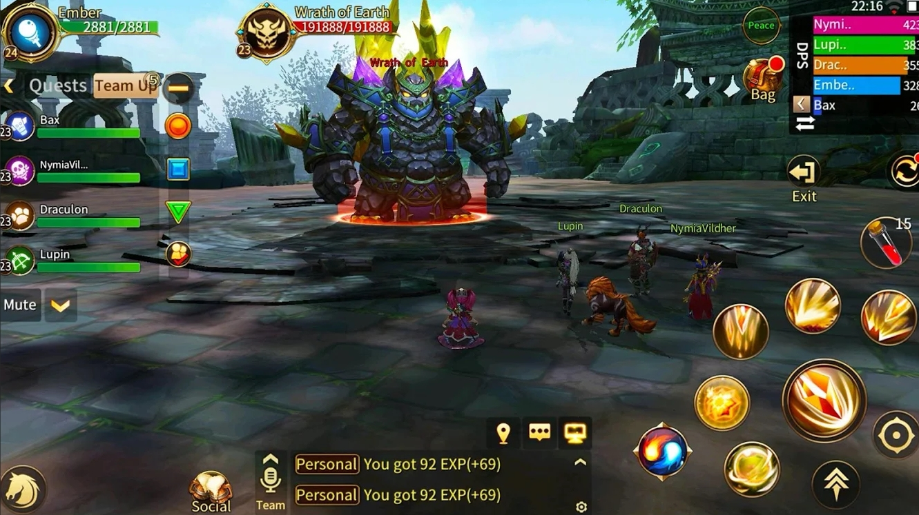 Mmorpgs for android | 10 Best Free MMORPG Games for Android  2019-04-10