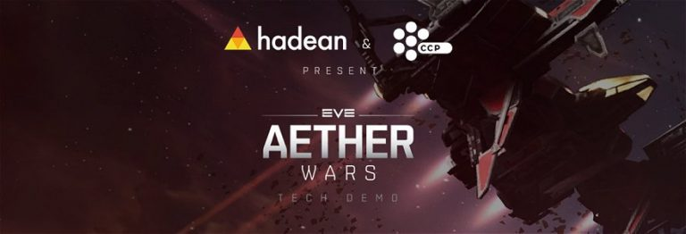 CCP Games and Hadean develop 10,000 player deathmatch demo, EVE: Aether Wars