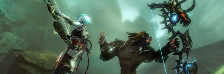 Guild Wars 2 tweaks skills and Fractals while adding in a 2v2 map