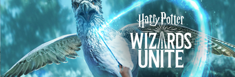 Harry Potter: Wizards Unite is basically Pokemon Go with wands and deatheaters