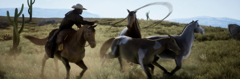 Snail Games' Outlaws of the Old West rustle up a Steam early access launch