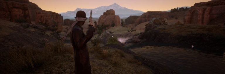 Survival sandbox Outlaws of the Old West shares a sneak peek at its biomes