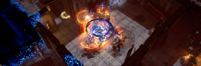 Path of Exile teams up with Kakao to publish in Korea