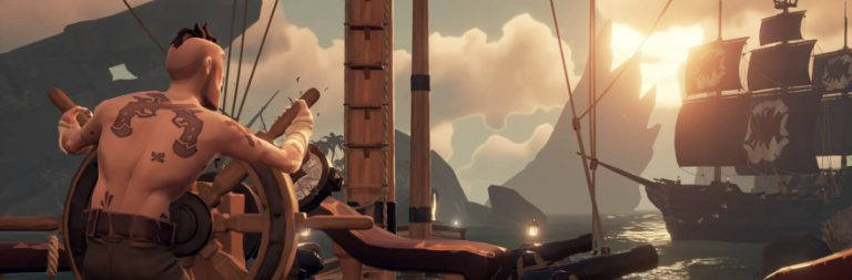 Sea of Thieves' latest update adds new mercenary voyages, buffs Merchant Alliance rewards