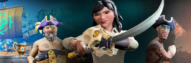 Sea of Thieves plans an Adventure update for later this month