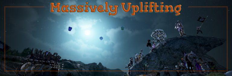 Massively Uplifting: Black Desert's lantern memorial, a gift of sight in Wizard101