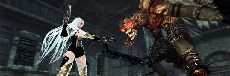 Vindictus introduces a whole different kind of portal gun on April 30