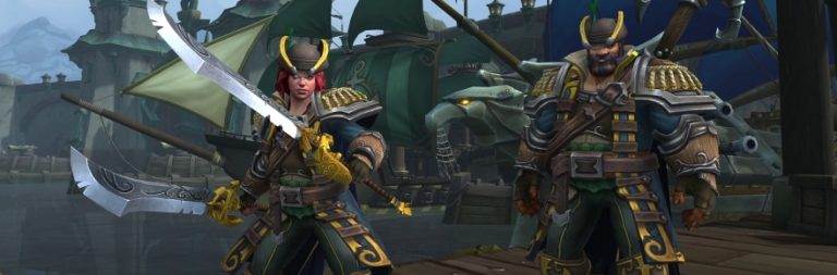 World of Warcraft posts a survival guide for patch 8.1.5 incoming on March 12