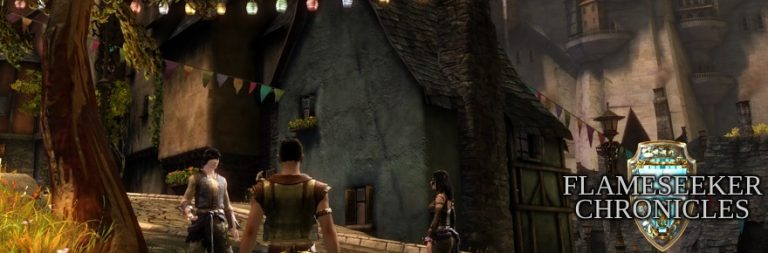 Flameseeker Chronicles: Guild Wars 2 needs real housing