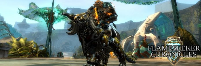 Flameseeker Chronicles: A PvE carebear's guide to Guild Wars