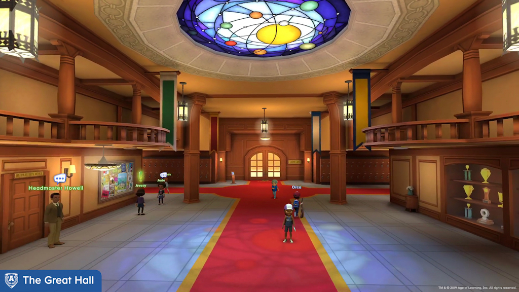 Adventure Academy is an 'educational massively multiplayer online