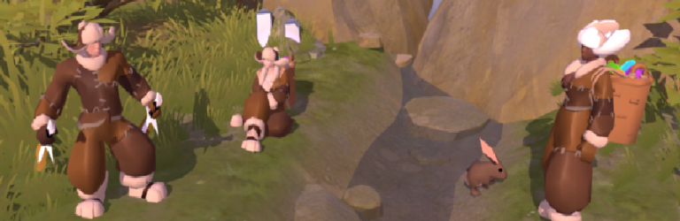 Albion Online makes Silver shrine buffs more powerful and kicks off the Rites of Spring event