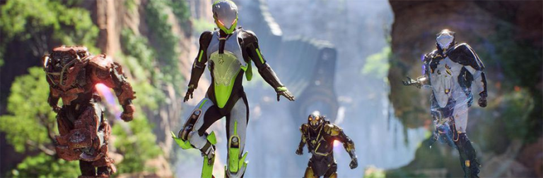 BioWare Austin's studio director confirms Anthem reboot will be more transparent and 'a longer process'