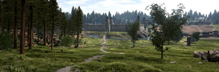 Chronicles of Elyria digs into the game's farming profession